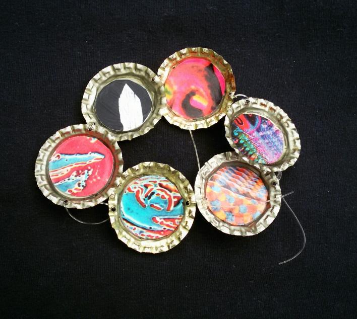 Bottlecap Bracelet_prototype