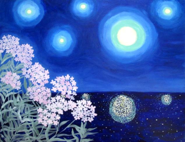 Stars & Flowers 800 x 1052